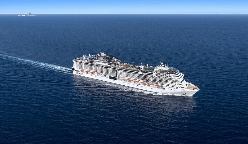 MSC Crociere estende il fermo operativo della flotta fino al 10 luglio 2020
