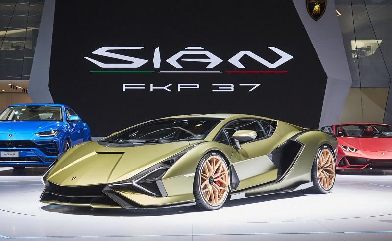 La supercar Lamborghini Siàn FKP 37 ispirerà il Tecnomar più veloce di sempre