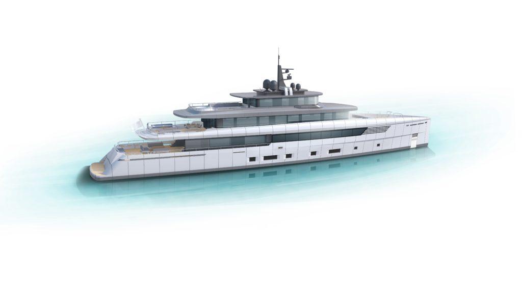 Perini Navi vende un nuovo motoryacht di 56 metri