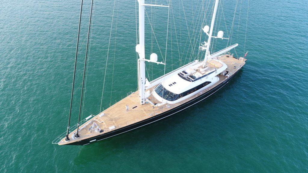Perini Navi presenta in anteprima mondiale al Monaco Yacht Show il nuovo 60 metri S/Y Seven
