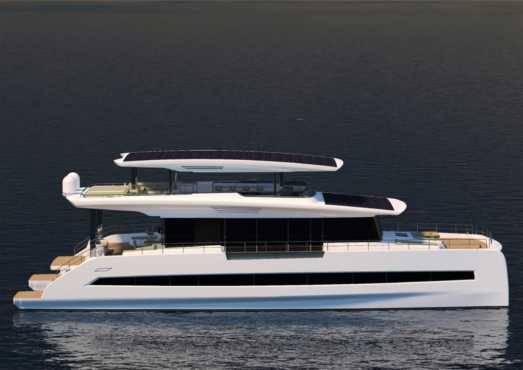 Arriva Silent 80 Loft, terza versione dell'ammiraglia Silent Yachts