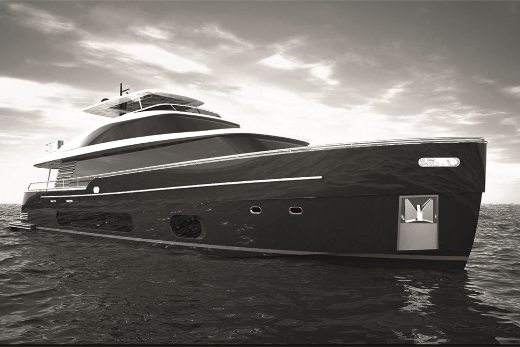Azimut adotta un brevetto NASA per offrire aria pura a bordo dei suoi yacht