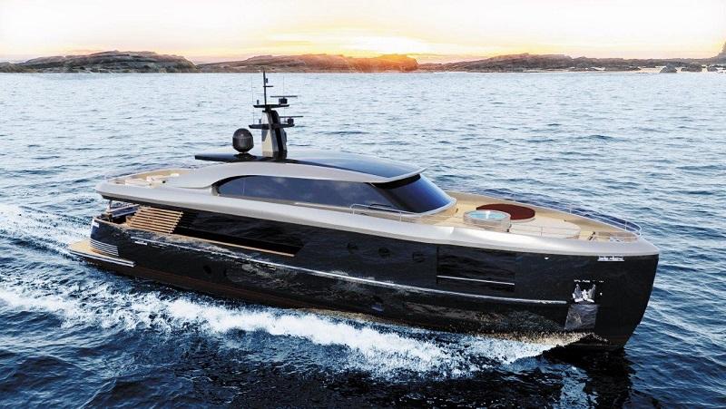 In arrivo Magellano 30 Metri, la nuova ammiraglia della Collezione Magellano di Azimut Yachts