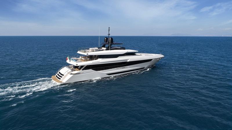 """Venduto il Mangusta Oceano 43 """"Project Venezia"""""""
