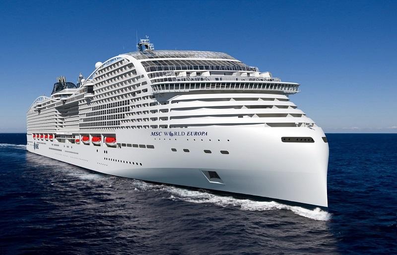 Total rifornirà le future navi a GNL di MSC Crociere