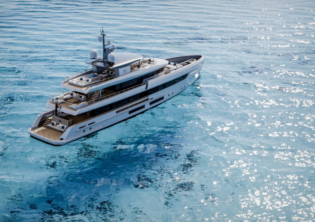 Tankoa T450, uno yacht di 45 metri che pensa in grande