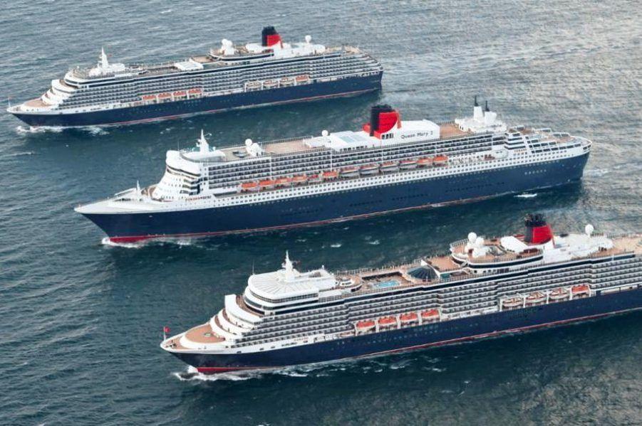Carnival smentisce le voci sulla cessione di Cunard e Seabourn