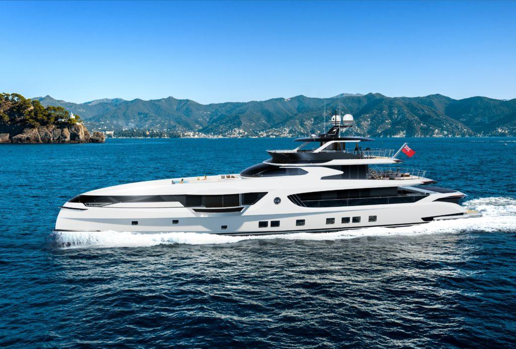 In arrivo il restyling del GTT 165, ammiraglia di Dynamiq Yachts