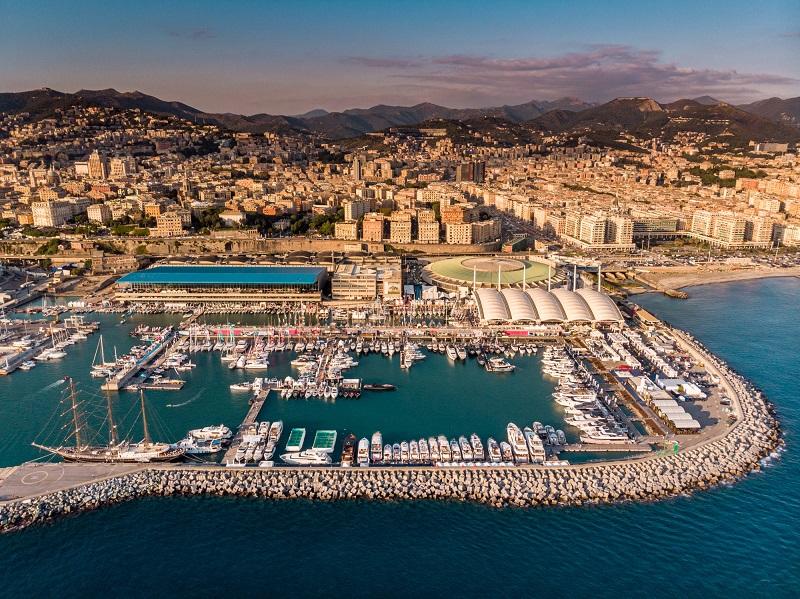 Il 60° Salone Nautico di Genova dà appuntamento dall'1 al 6 ottobre 2020