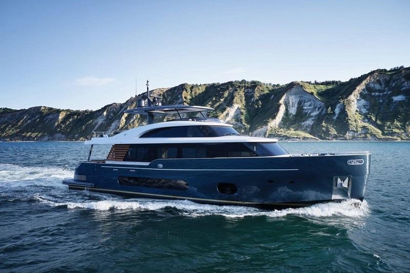 Azimut Yachts sceglie il Salone Nautico di Genova per la première mondiale del nuovo Magellano 25 Metri