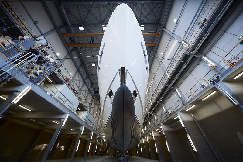 Varato Project Pollux, secondo Heesen di 55 metri della rinnovata classe Steel