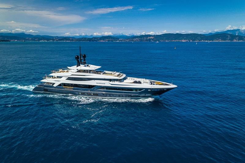 Videoworks porta la tecnologia più avanzata a bordo del 55 metri Baglietto M/Y Severin*s