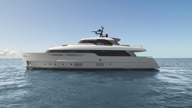 Gli yacht Sanlorenzo personalizzati per il mercato americano sfilano in Florida al FLIBS 2020