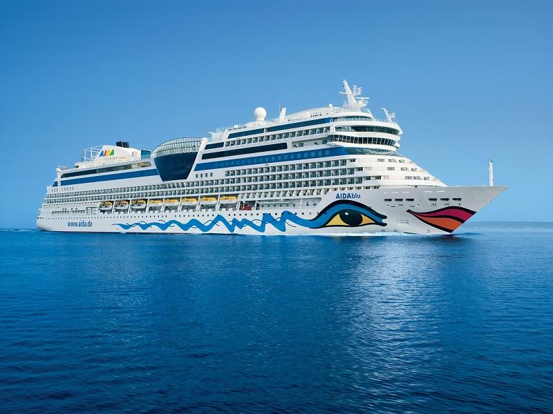 AIDA Cruises sceglie l'Italia per la ripartenza delle sue crociere