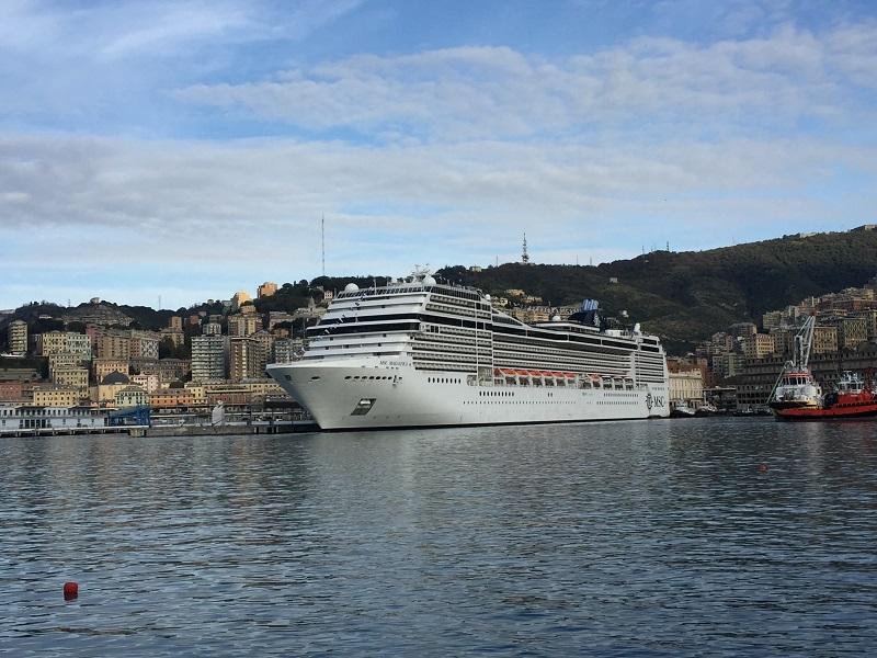 MSC Magnifica torna in servizio offrendo crociere di 10 notti tra Italia, Malta e Grecia