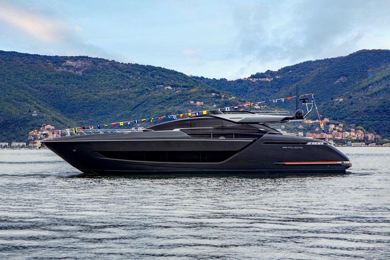 Riva 88' Folgore: il nuovo oggetto del desiderio della nautica mondiale