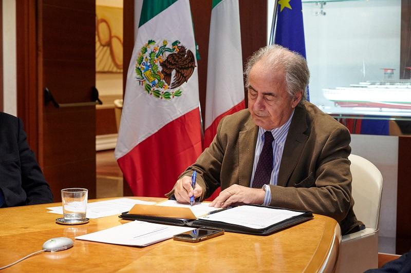 Fincantieri: accordo con il Governo dello Yucatán per un nuovo cantiere navale