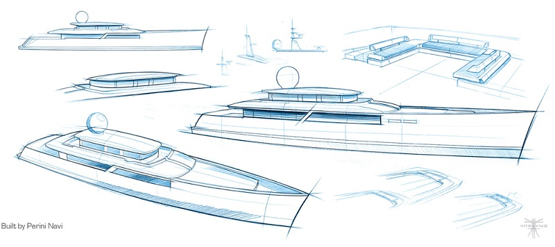 Vitruvius Yachts, un decennio di evoluzione dello yachting spiegato da Philippe Briand