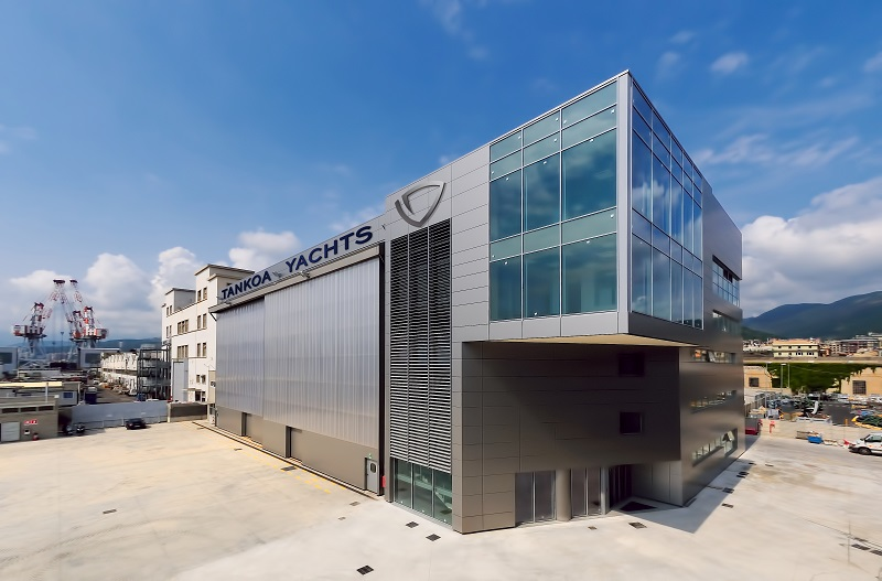 Tankoa inizia la due diligence per l'acquisizione del 100% di Cantieri di Pisa