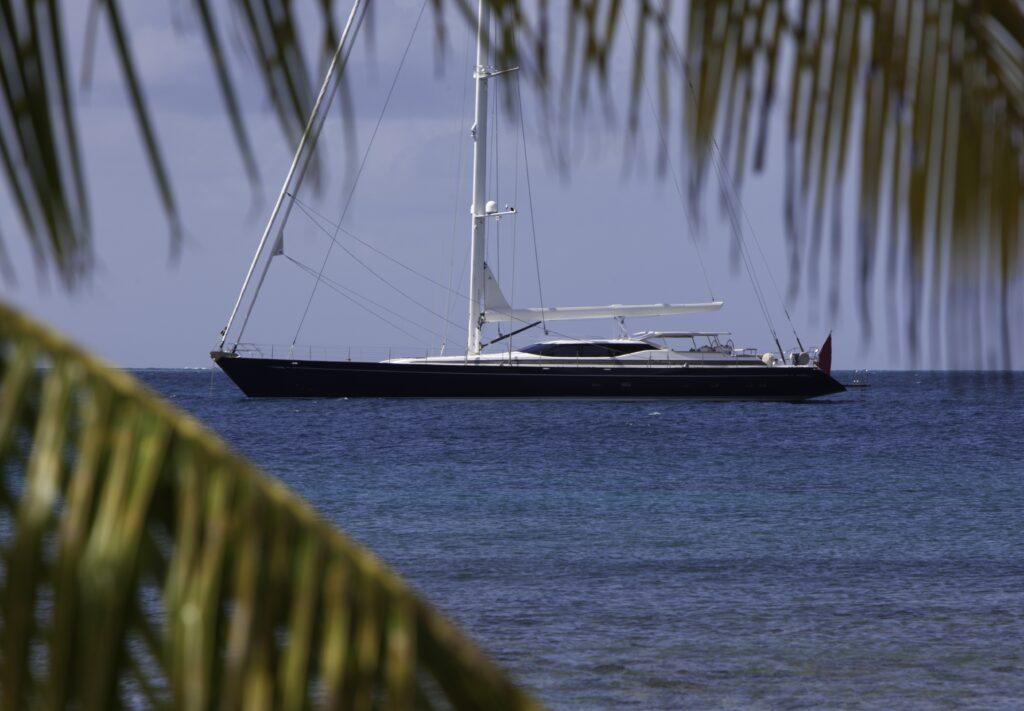 S/Y Thandeka: ai Caraibi con stile
