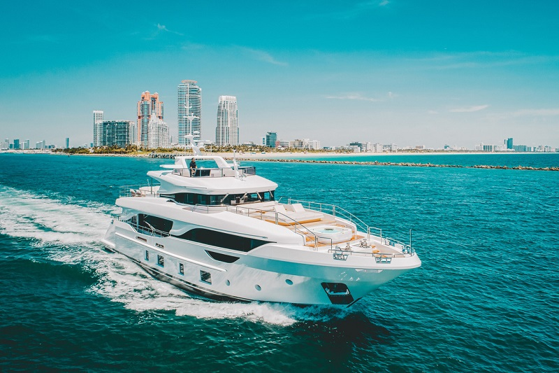 Benetti al Palm Beach International Boat Show 2021