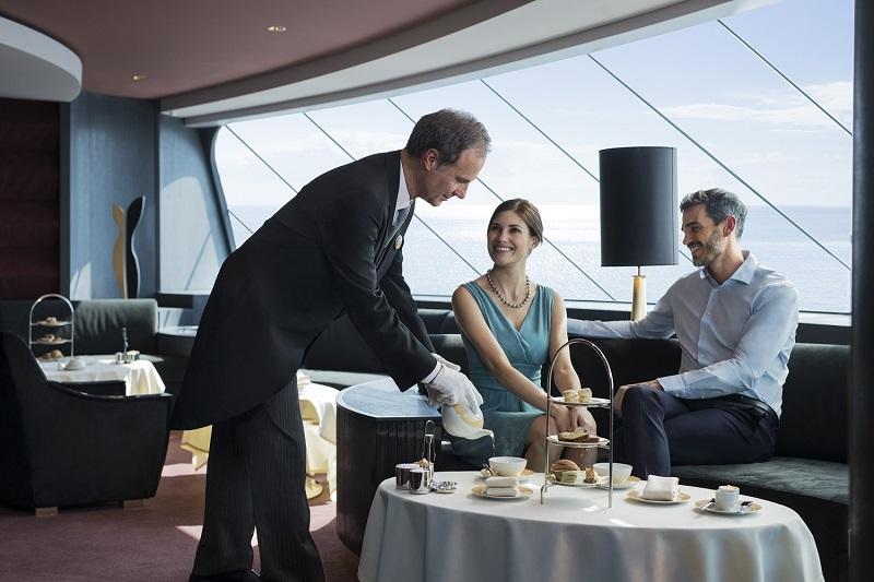 A bordo di MSC Virtuosa e MSC Seashore debutta il nuovo MSC Yacht Club