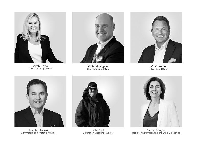 MSC presenta il top management del nuovo marchio di lusso
