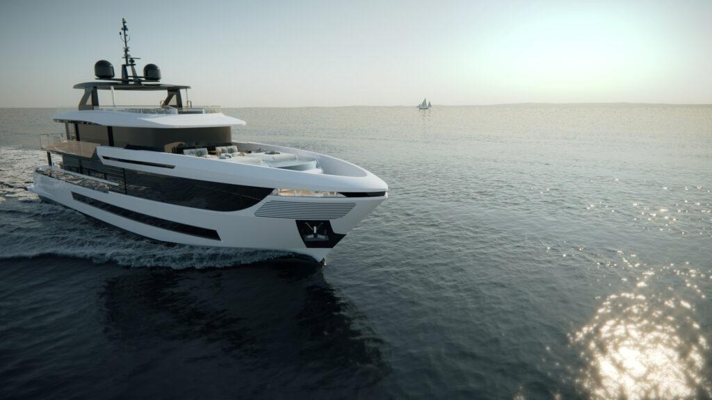 Mangusta Oceano 39: innovazione, eleganza e performance che rivoluzionano la serie Oceano