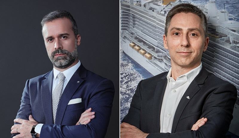Costa Crociere: Mario Zanetti nominato Direttore Generale e Roberto Alberti Chief Commercial Officer