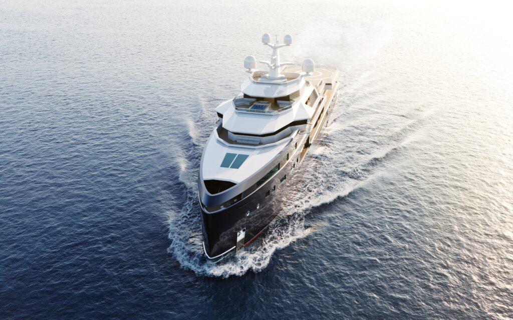 Damen presenta la nuova ammiraglia della linea SeaXplorer