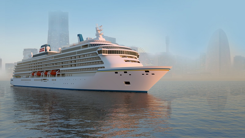 NYK Cruises commissiona a Meyer Werft una nave da crociera da 52mila tonnellate