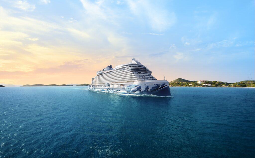 Una nuova rivoluzionaria classe di navi per Norwegian Cruise Line: nel 2022 debutta Norwegian Prima