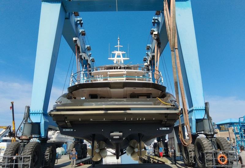 Azimut Yachts vara la seconda unità di Azimut Grande Trideck