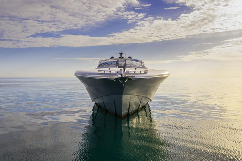 Studio Arnaboldi firma l'ingegneria navale del nuovo ISA Super Sportivo 100 GTO M/Y Aldabra