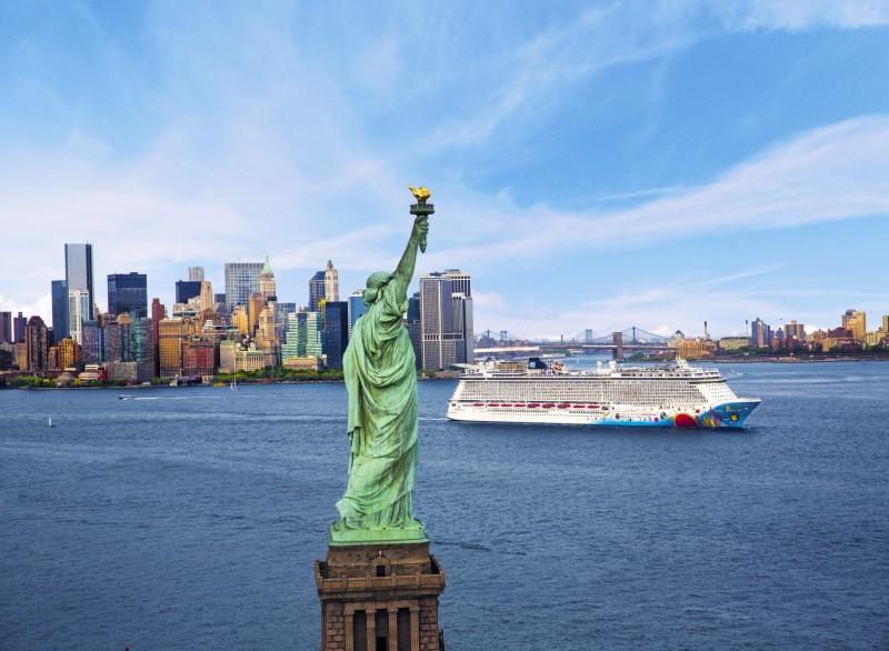 Norwegian Cruise Line reintroduce ulteriori itinerari in partenza dagli USA