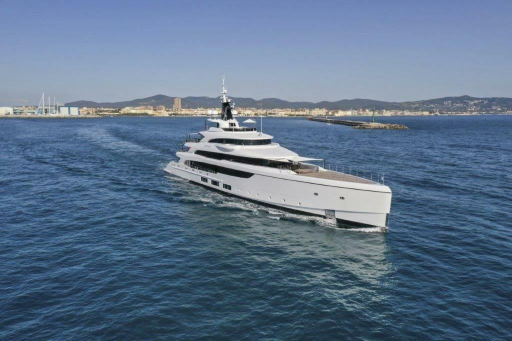 "Benetti consegna M/Y ""Triumph"", custom yacht di 65 metri"