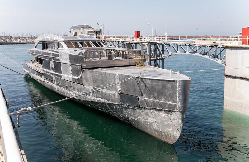 Venduta la quinta unità Tankoa di 50 metri