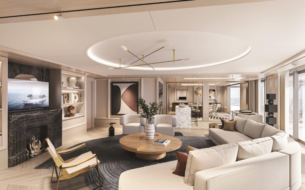Regent Seven Seas svela la nuova Regent Suite a bordo della Seven Seas Grandeur