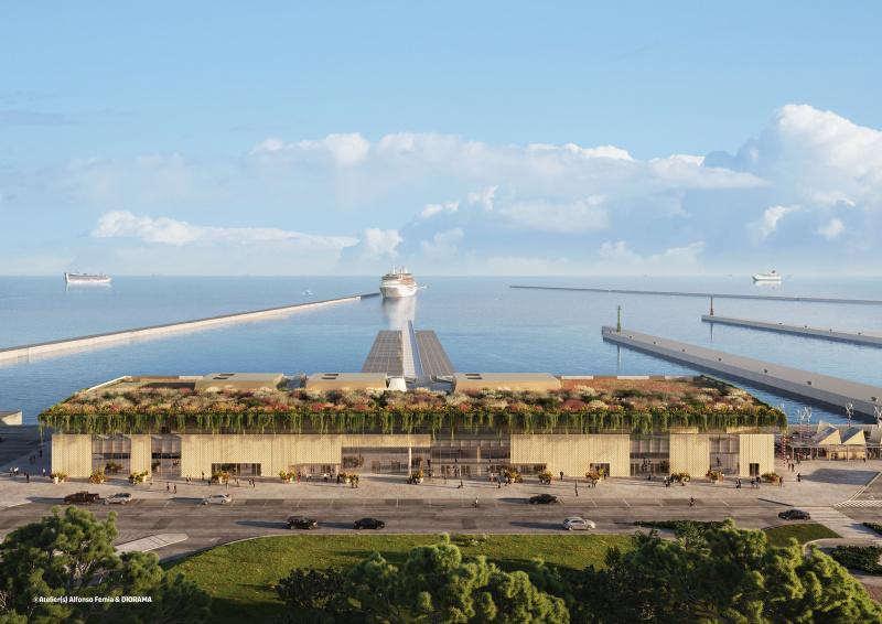 Royal Caribbean realizzerà il nuovo terminal crociere di Ravenna
