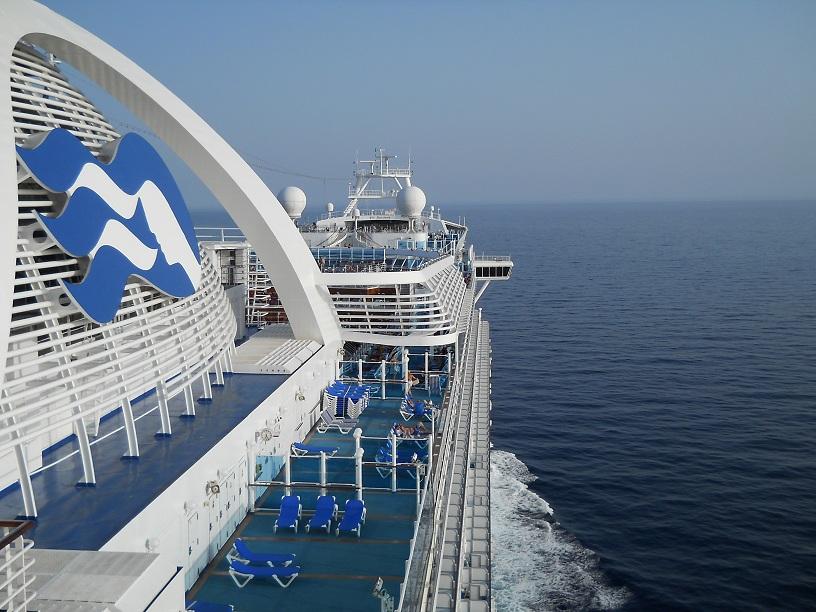 Princess Cruises sospende le operazioni per 60 giorni