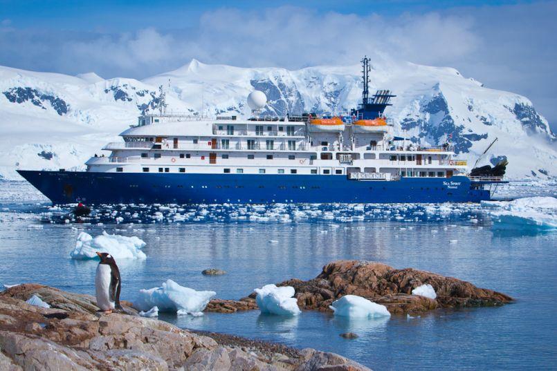 Poseidon Expeditions estende fino a maggio 2024 il noleggio della Sea Spirit