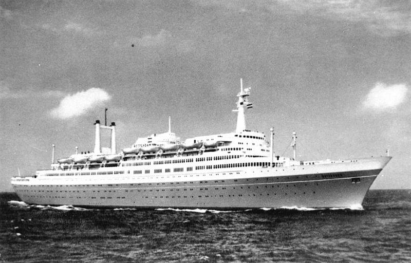 FOCUS. SS Rotterdam: la sua storia