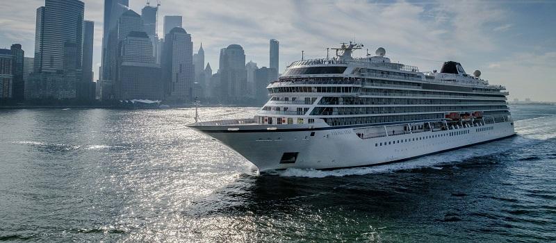 Viking Star diventa la prima nave al mondo ad avere un laboratorio PCR