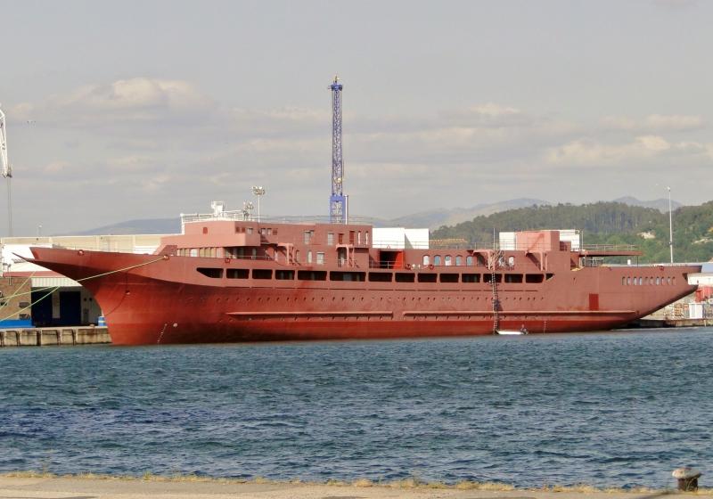 Riprendono i lavori per la nuova ammiraglia di Sea Cloud Cruises