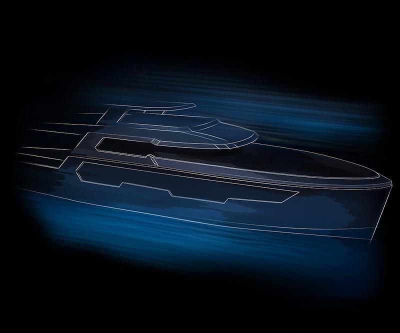 Rosetti Superyachts avvia la costruzione del secondo 38 metri Explorer