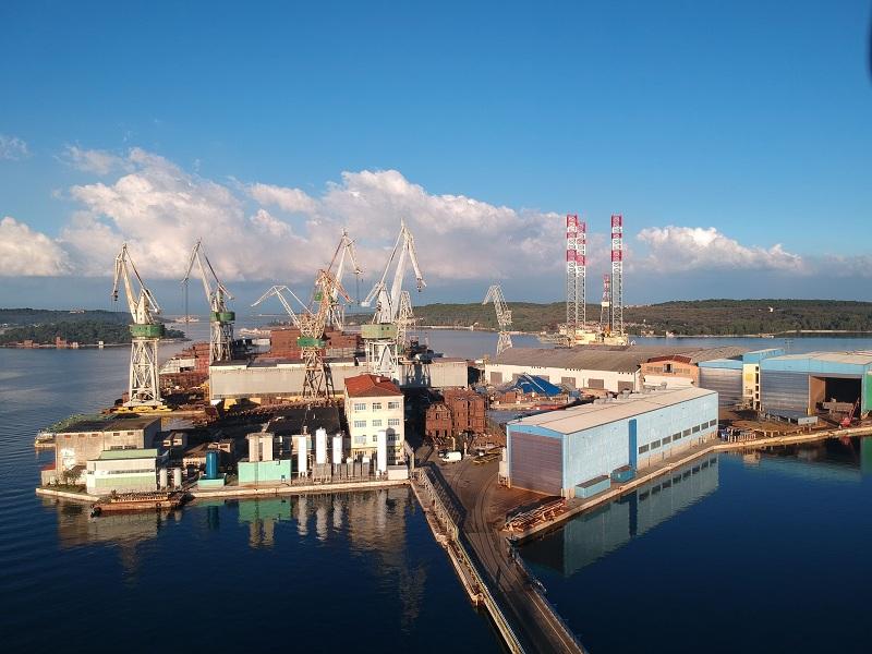 Brodosplit e Fincantieri presentano un'offerta congiunta per acquisire il gruppo navalmeccanico Uljanik