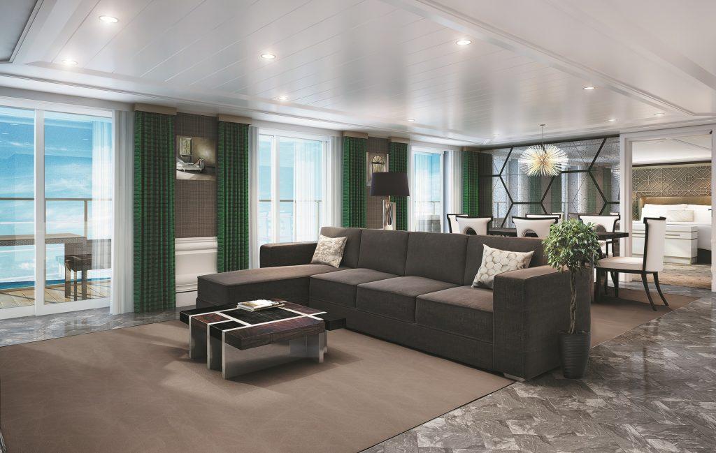 Regent Seven Seas presenta le suite di Seven Seas Splendor