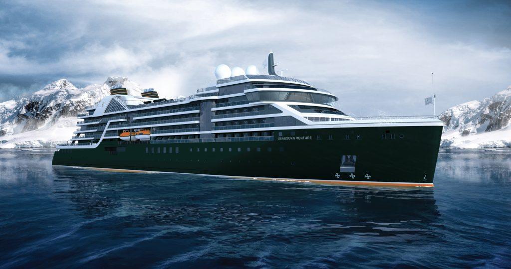 Si chiameràSeabourn Pursuitla seconda nave da spedizione di Seabourn