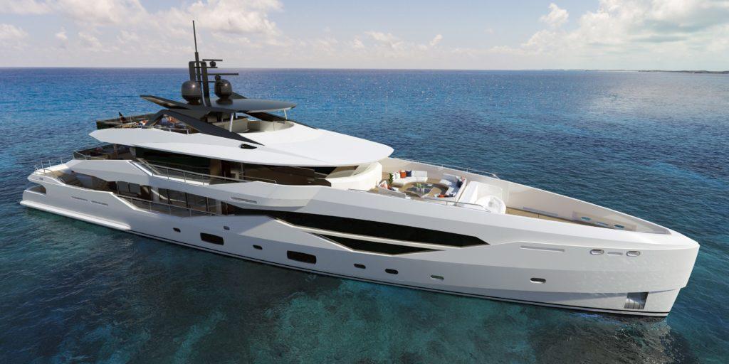Sunseeker 161 Yacht: il primo superyacht in alluminio di Sunseeker