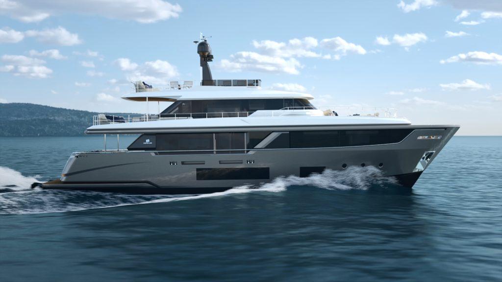 Custom Line Navetta 30 inaugura una nuova dimensione di design